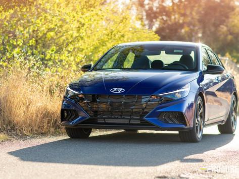 2021 Hyundai Elantra N Line is a total performance bargain