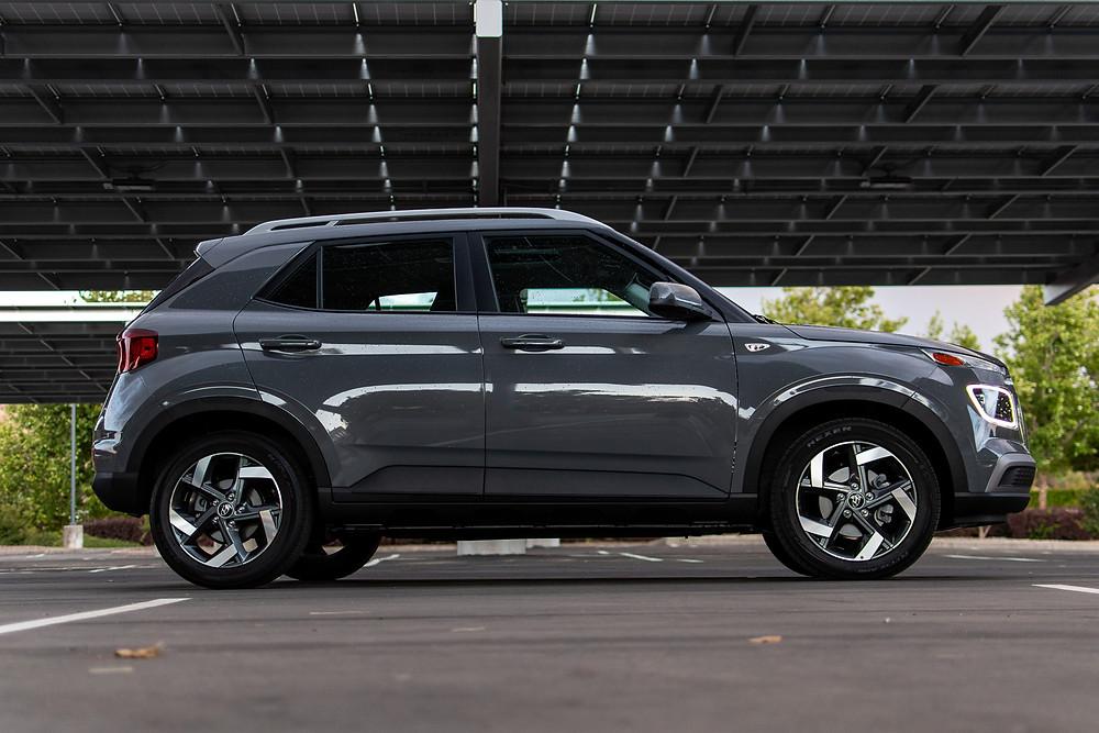 2021 Hyundai Venue   The Road Beat