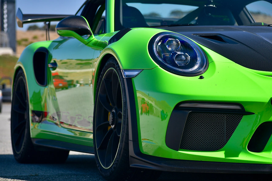 Porsche 911 GT3 RS exterior photo by The Road Beat