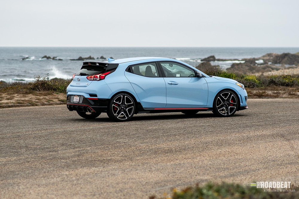 2021 Hyundai Veloster N review   The Road Beat