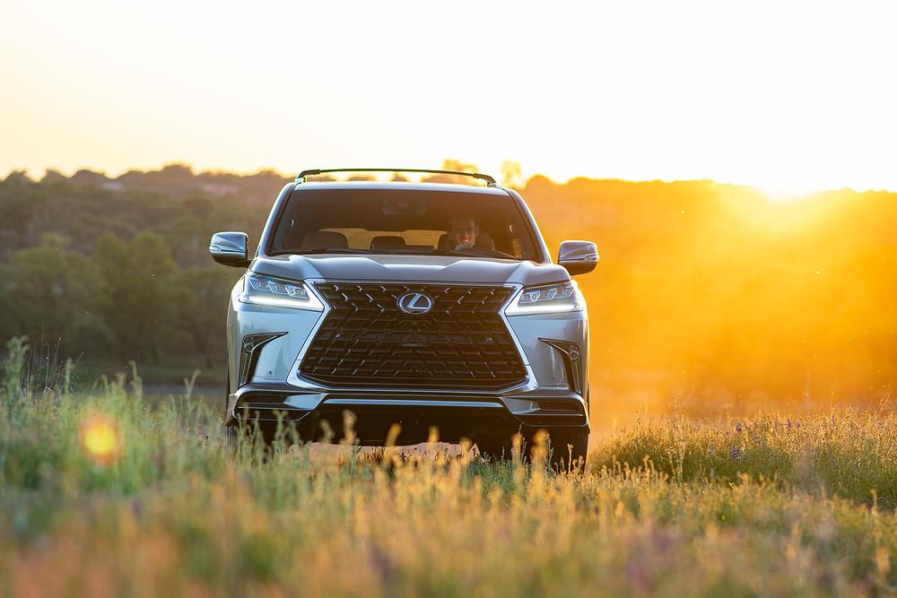2021 Lexus LX 570 Sport review | the road beat