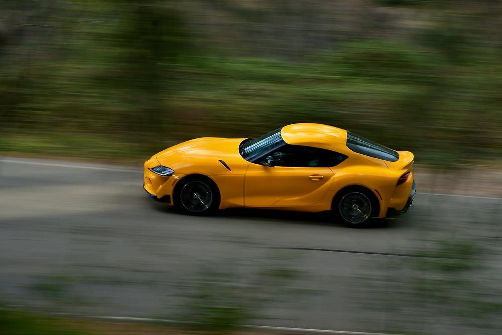 2021 GR Supra 2.0 Review | The Road Beat