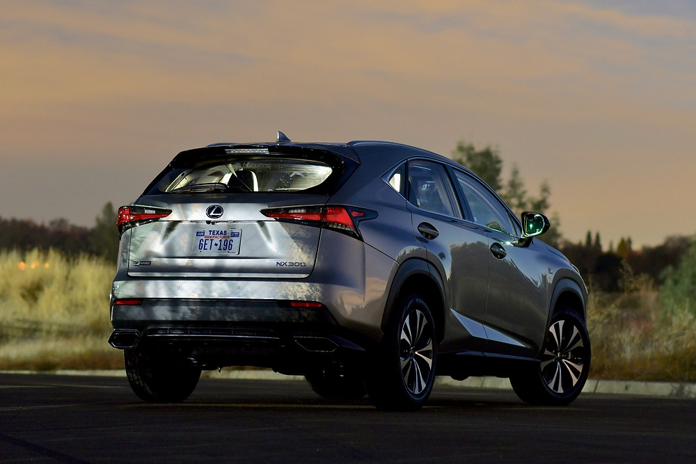 2021 lexus nx300 f sport review | the road beat