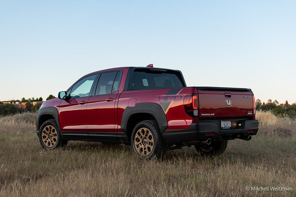 2021 Honda Ridgeline review | The Road Beat