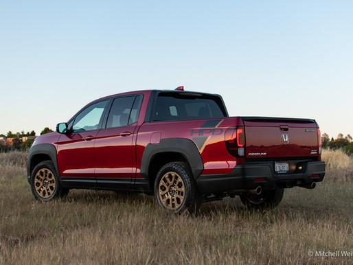 2021 Honda Ridgeline Review - A truck that isn't a truck