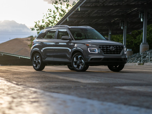 Review: 2021 Hyundai Venue Is affordable and fun transportation
