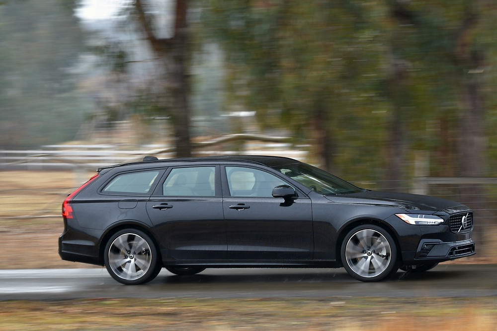 2021 Volvo V90 Review