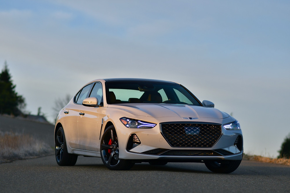 2020 genesis g70 3.3t review | the road beat