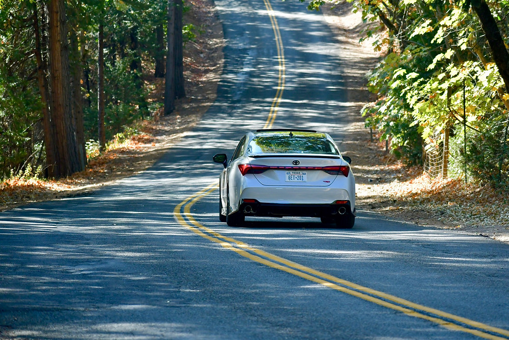 2021 Toyota Avalon TRD review | The Road Beat