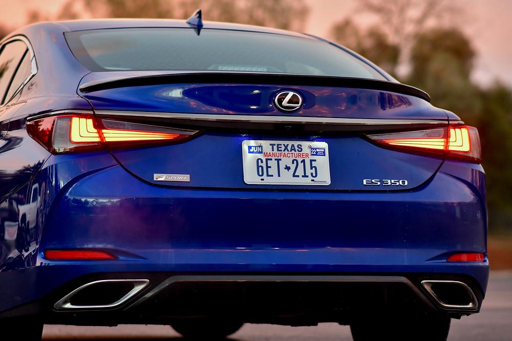 2021 Lexus ES 350 F Sport Review
