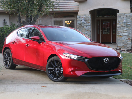 Tested: 2020 Mazda 3 Hatchback AWD