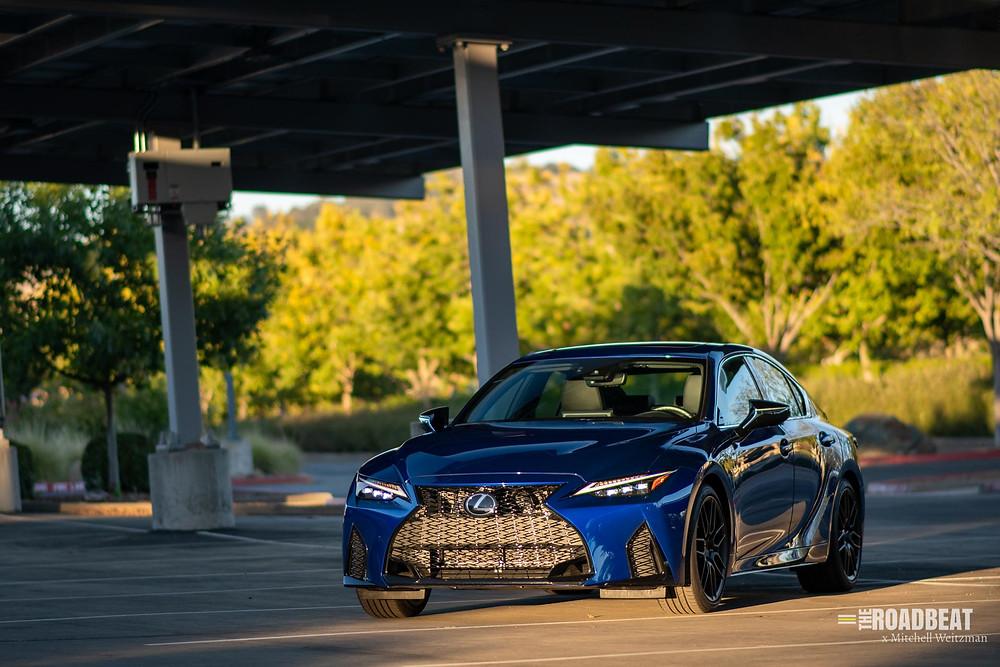 2021 Lexus IS 350 F Sport review