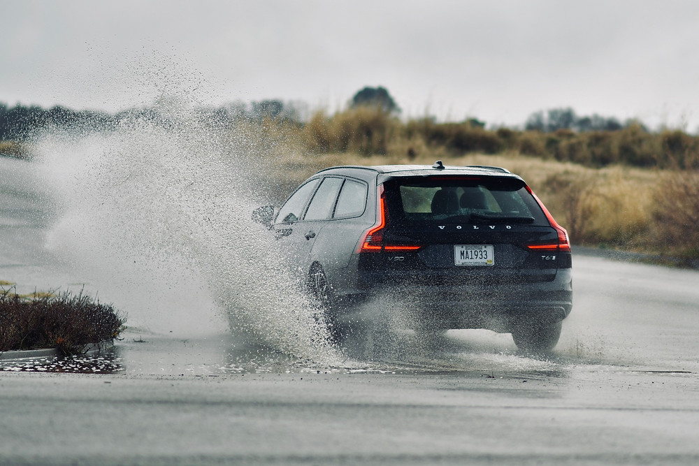 2021 Volvo V90 T6 R-Design Review   The Road Beat