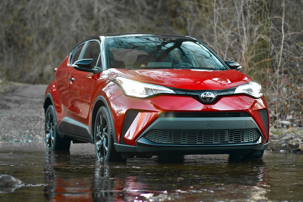 2021 Toyota C-HR Nightshade review | The road Beat