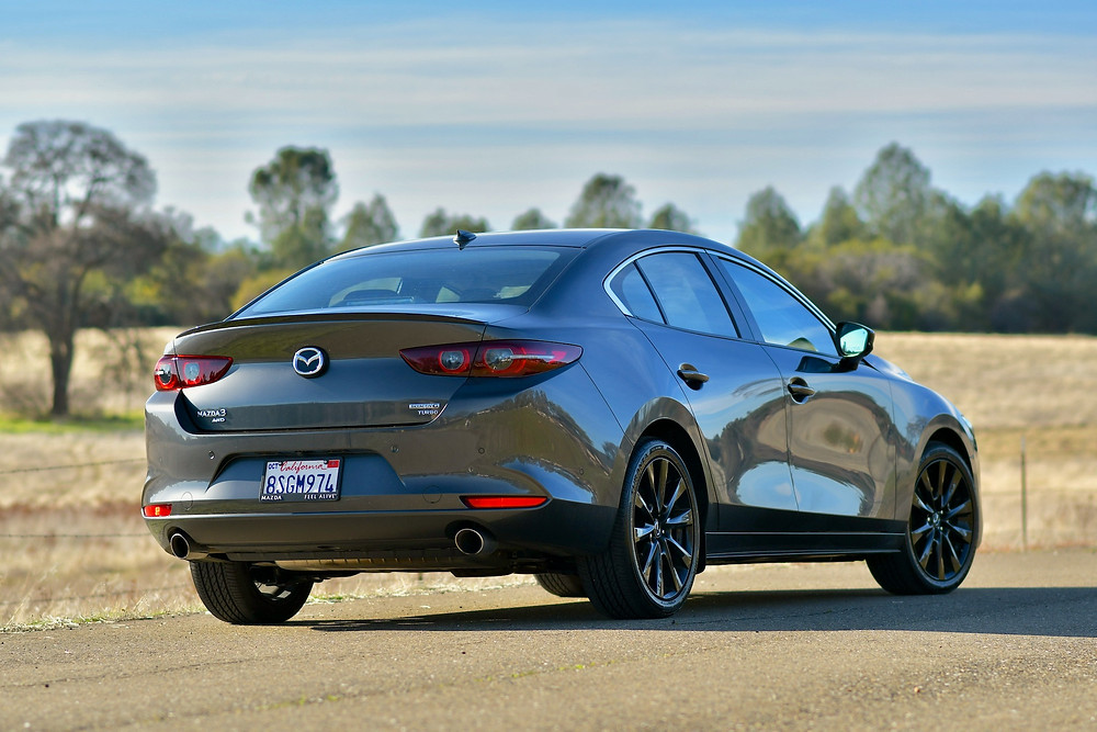 2021 Mazda 3 Turbo AWD Review | The Road Beat