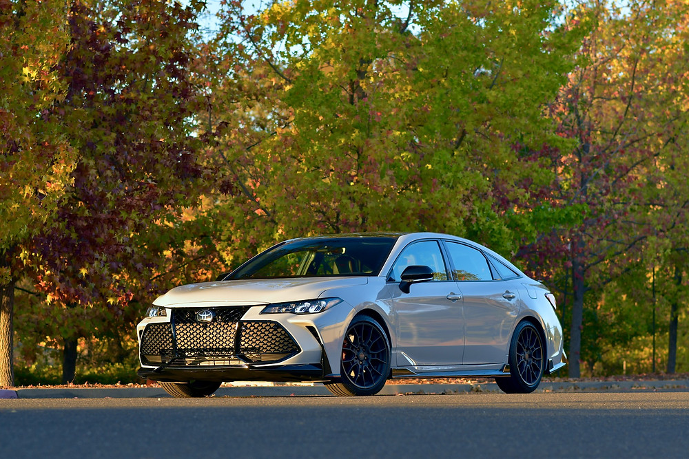 Toyota Avalon TRD Review and Photos | The Road Beat