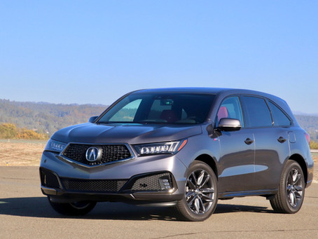 Review: Acura MDX A-Spec