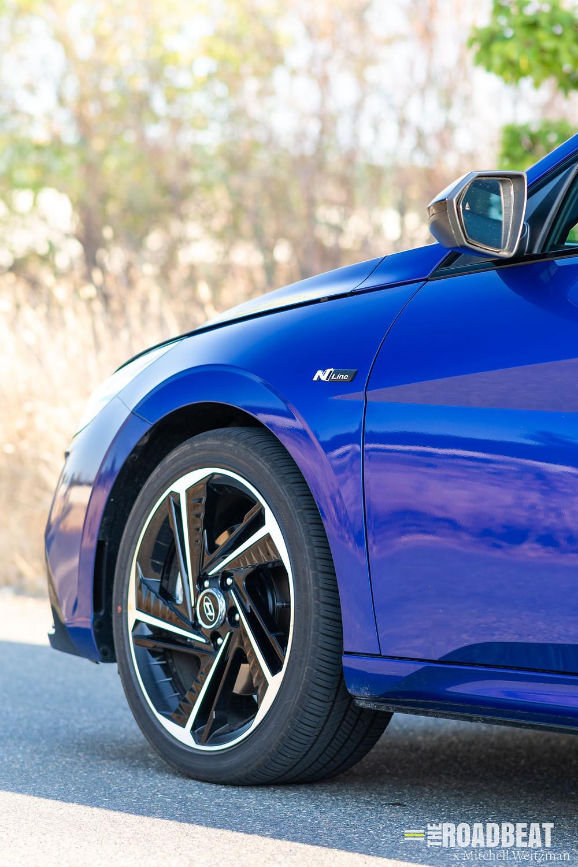 2021 Hyundai Elantra N Line review | The Road Beat