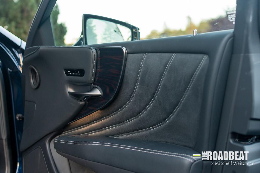 2021 Lexus LS 500h interior review | The Road Beat