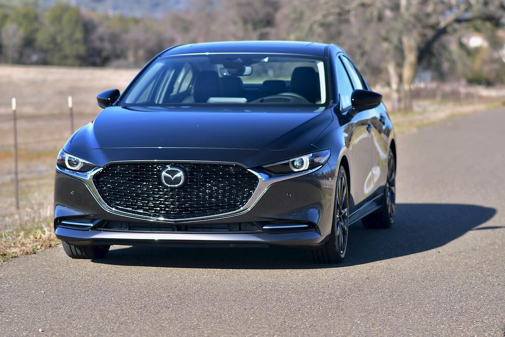 2021 Mazda 3 Turbo AWD Signature exterior