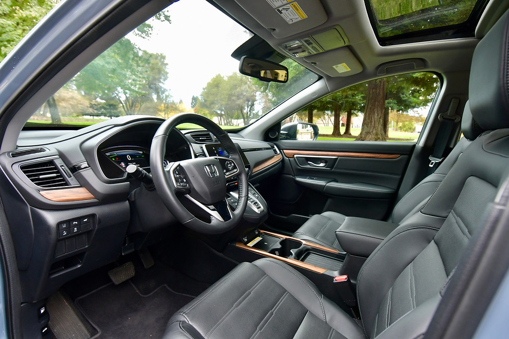 2021 honda crv hybrid review and photos | the road beat