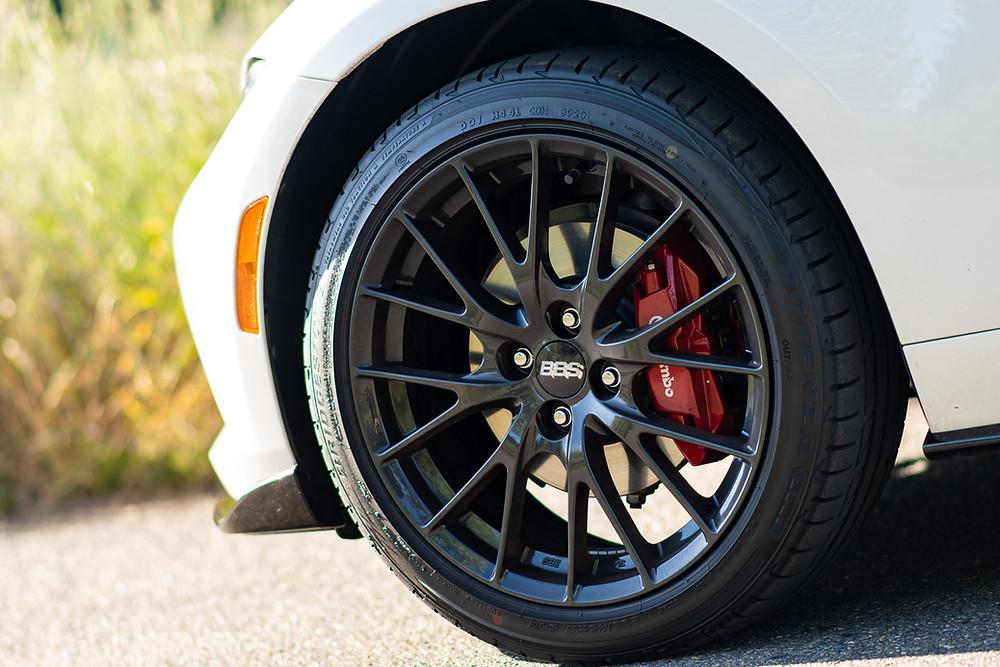 2021 Mazda Miata BBS wheels