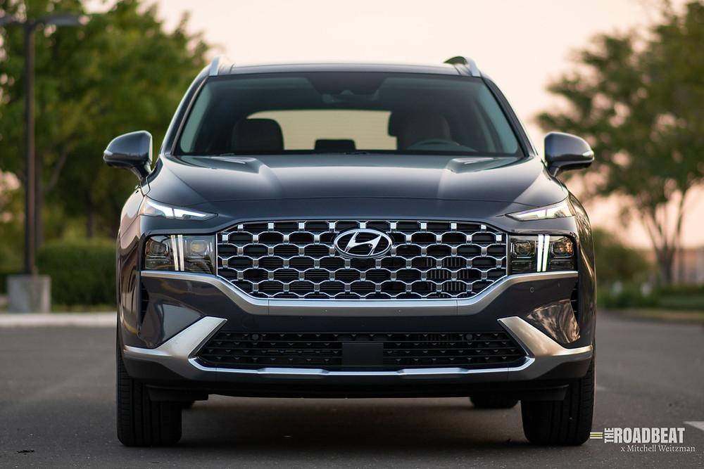 2021 Hyundai Santa Fe Hybrid Limited review   The Road Beat