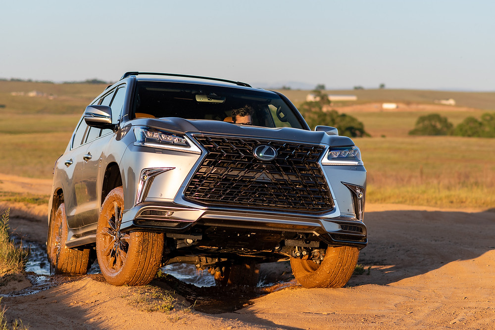 2021 Lexus LX570 review | the road beat