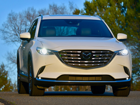 Tested: 2021 Mazda CX-9 Signature
