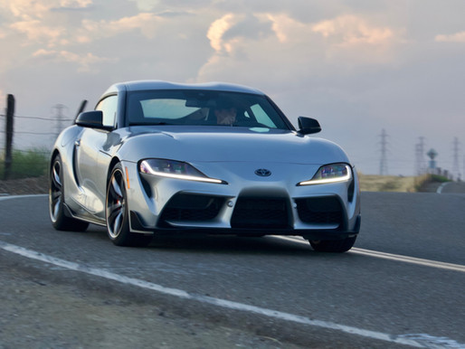Driving the new Toyota Supra - Full Review