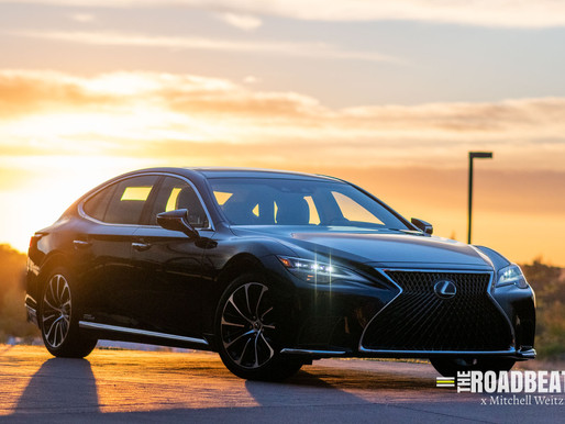 Review: 2021 Lexus LS 500h is close to perfect