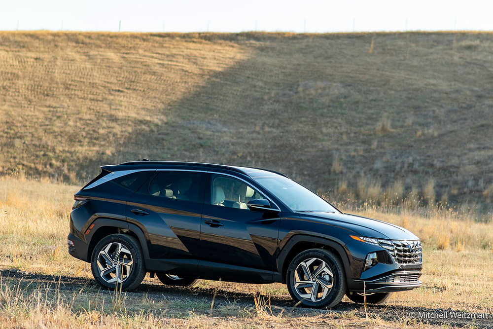 2022 Hyundai Tucson hybrid limited review   The Road Beat