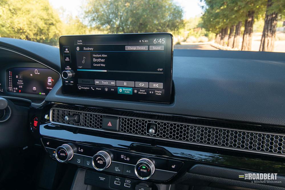2022 Honda Civic test drive | The Road Beat