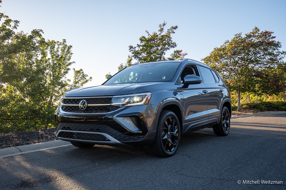 2022 Volkswagen Taos SEL test