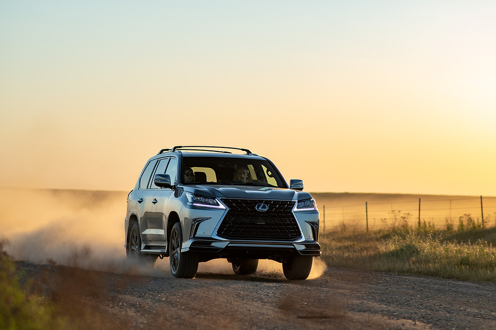 2021 Lexus LX 570 Review | The Road Beat