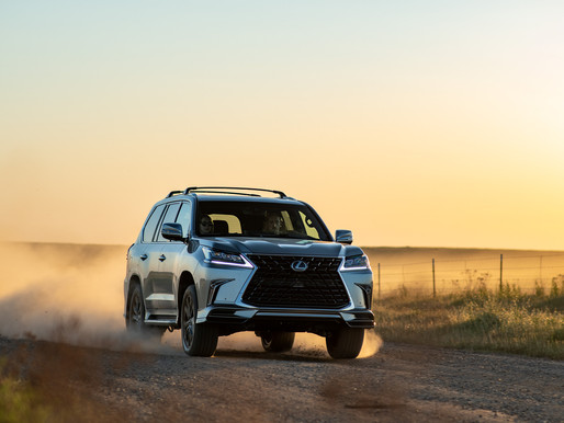2021 Lexus LX 570 Review: Bold, brash, and lovable