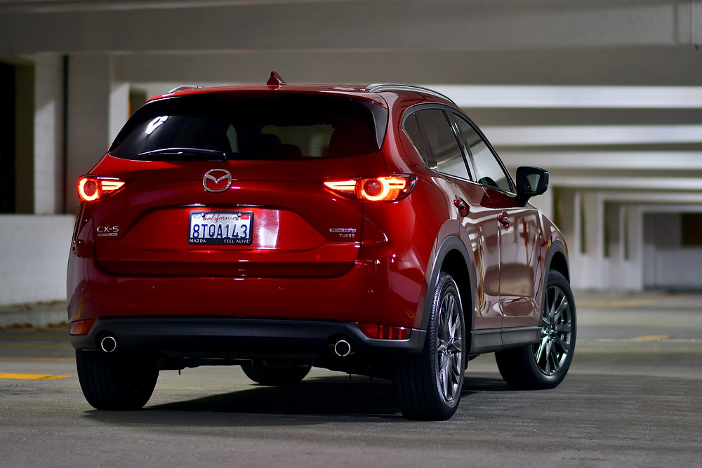 2021 mazda cx5 review | the road beat