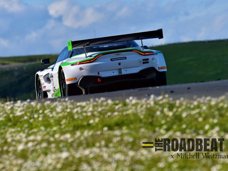 GT World Challenge America: Round 1 Sonoma in Pictures