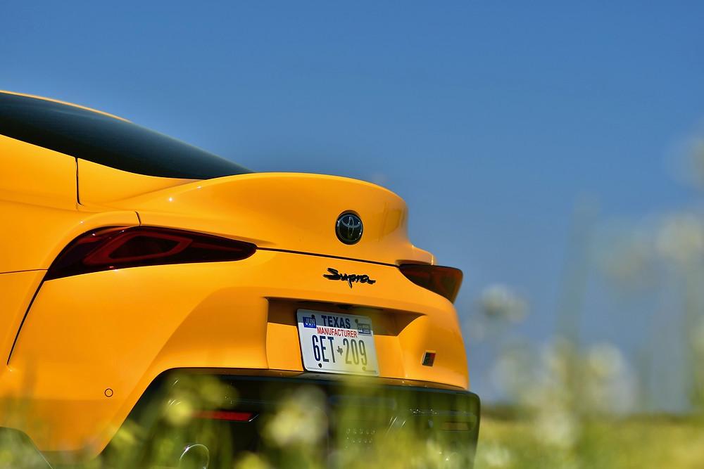 2021 GR Supra 2.0 test | the road beat