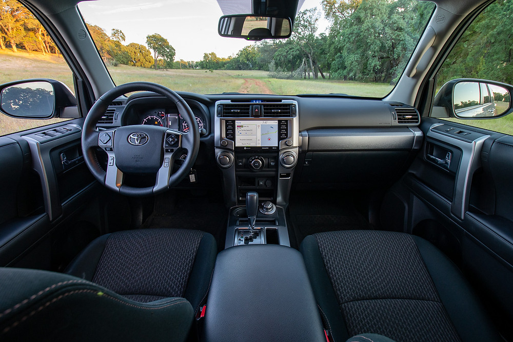 2021 Toyota 4Runner Trail Edition review   The Road Beat