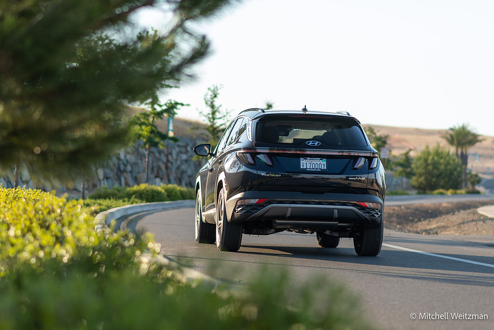 2022 Hyundai Tucson limited hybrid review   The Road Beat