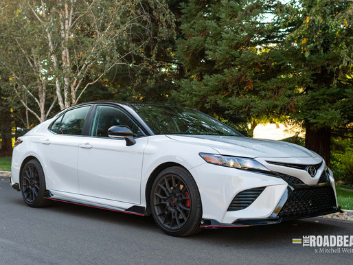 Review: Toyota Camry TRD is left wanting for more