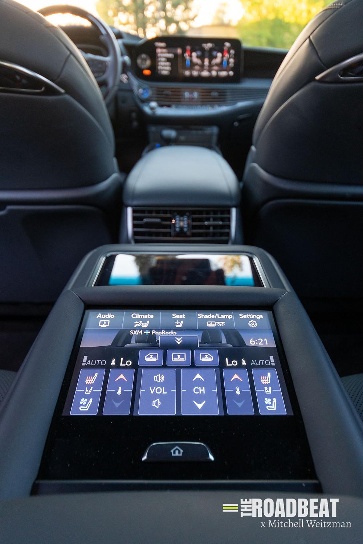 2021 Lexus LS 500h review
