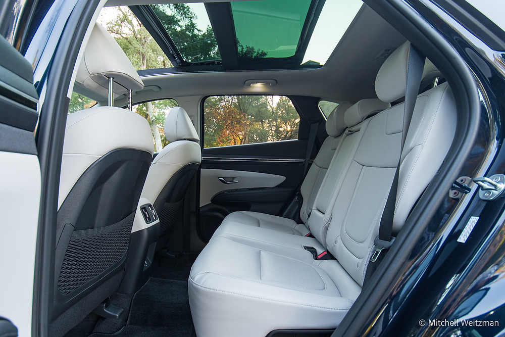 2022 Hyundai Tucson hybrid review   The Road Beat