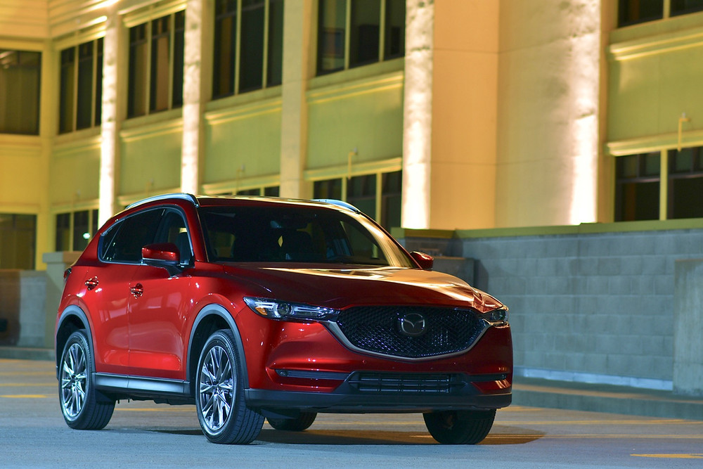 2021 Mazda CX-5 review | the road beat