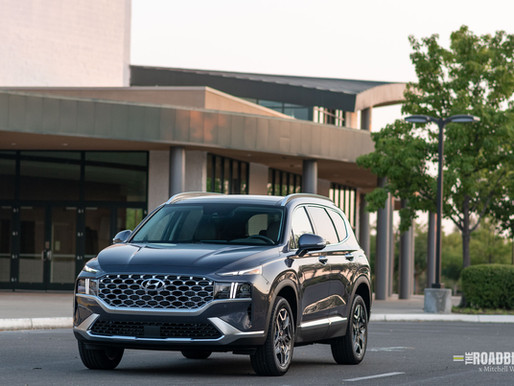 2021 Hyundai Santa Fe Hybrid is economy and luxury in one