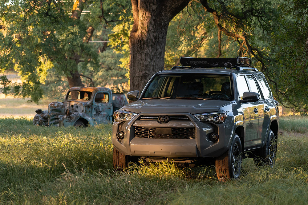 2021 Toyota 4Runner Trail review