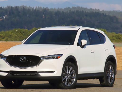 Reviewed: Mazda CX-5 Turbo
