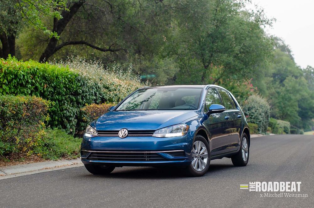 2021 Volkswagen Golf Review | The Road Beat