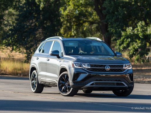 Review: 2022 Volkswagen Taos SEL is too much of the same